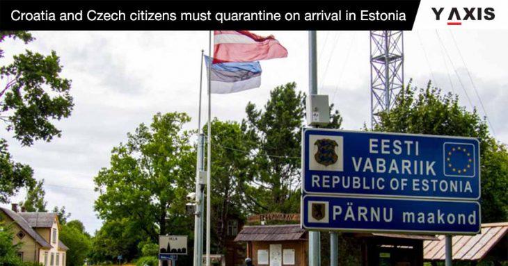 Estonia quarantine compulsory