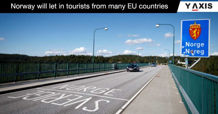 Norway opens to EU