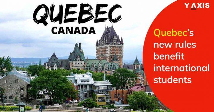 Quebec PEQ rules