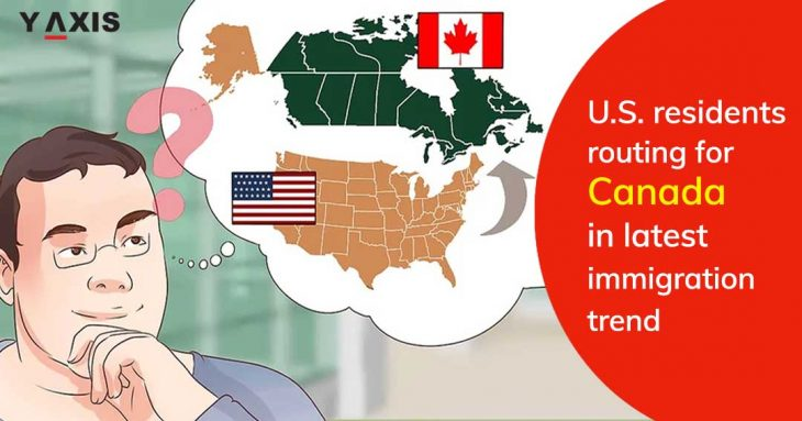 US immigration to Canada