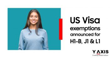 More exemptions for work visas granted by the US