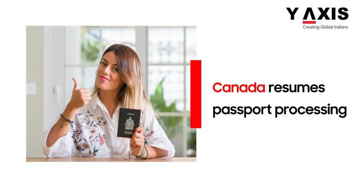 Canada passport services resume