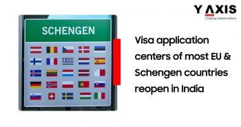 EU Schengen open visa center in India