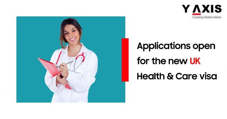 New UK Health and Care Visa