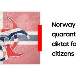 Norway quarantine for high risk countries