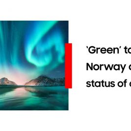 Norway remove Green countries