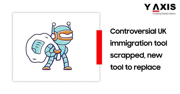 Racist UK visa software