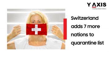 Switzerland quarantine list 7 added