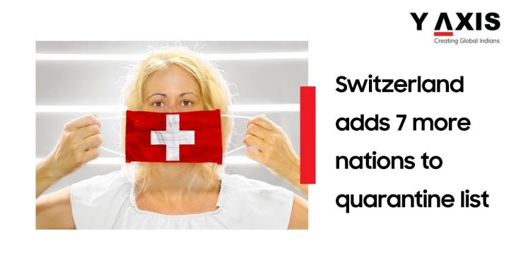 Switzerland quarantine list 7 added