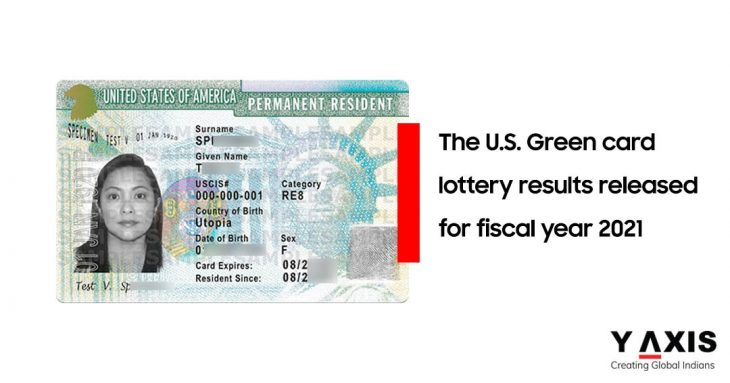 Top US visa lottery countries