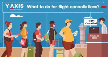 What to do for flight cancellations