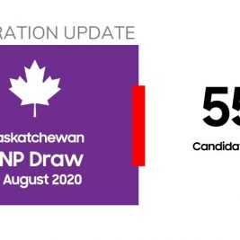 Saskatchewan's August 14 draw invites 533