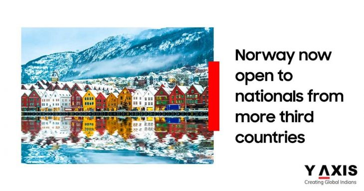 Norway allows more travelers