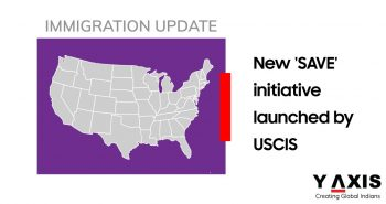 US immigration SAVE initiative