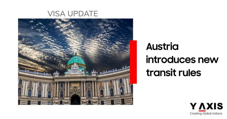 Austria introduces new transit rules
