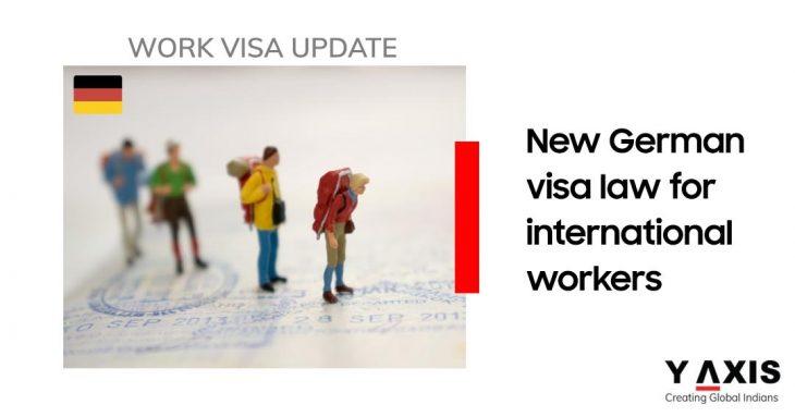 German Work Visa rules