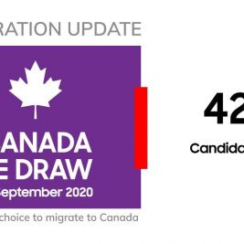 Canada's latest federal draw looks to get 4,200 new residents