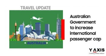 Australia increases cap on passengers to its states