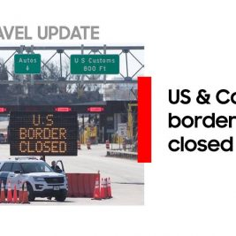 US-Canada border closure extended