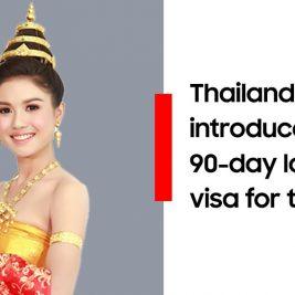 Thailand to bring new long-term travel visa