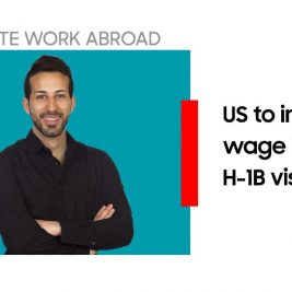 Raised wage level in US for H-1B holders
