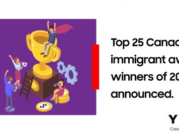 Canada's RBC Top 25 Canadian Immigration AwardsCanada's RBC Top 25 Canadian Immigration Awards