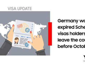 Stuck Schengen visa holders must leave Germany in September