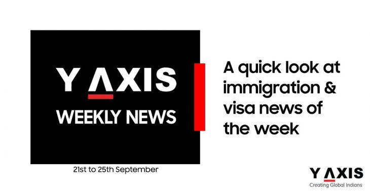 weekly Immigration News sep 21st to 25 th