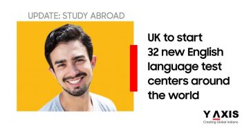 UK to start new English language test centers