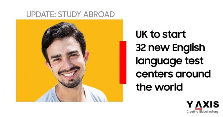UK to start new English language test centers