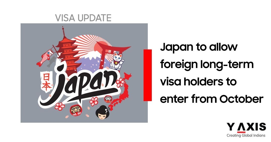 Japan's new long-term visas for foreigners