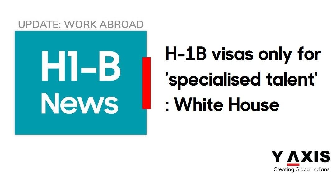 H-1B visa for highest skilled