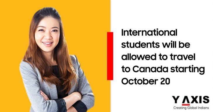 International students can come to Canada