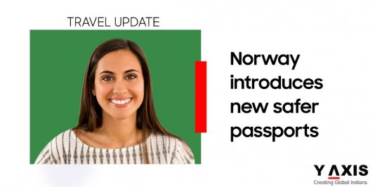 New safer Norwegian passport