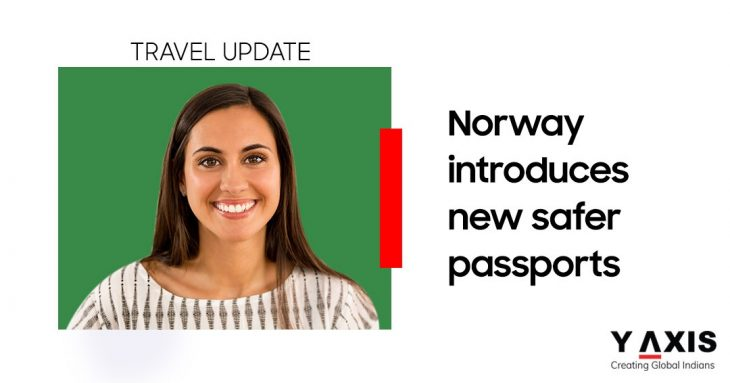 New safer Norwegian passport