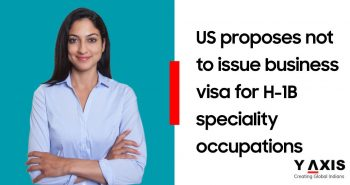 US proposal against business visa for H-1B jobs