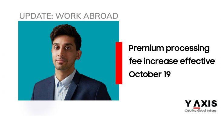 USCIS increase premium processing fees