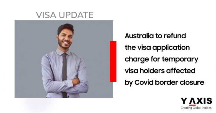 VAC waiver for stranded visa holders