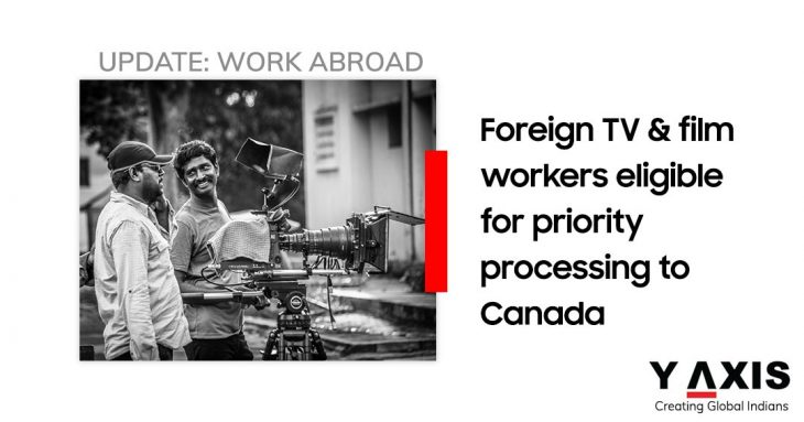 TRV to film in Canada now processed in 2 weeks