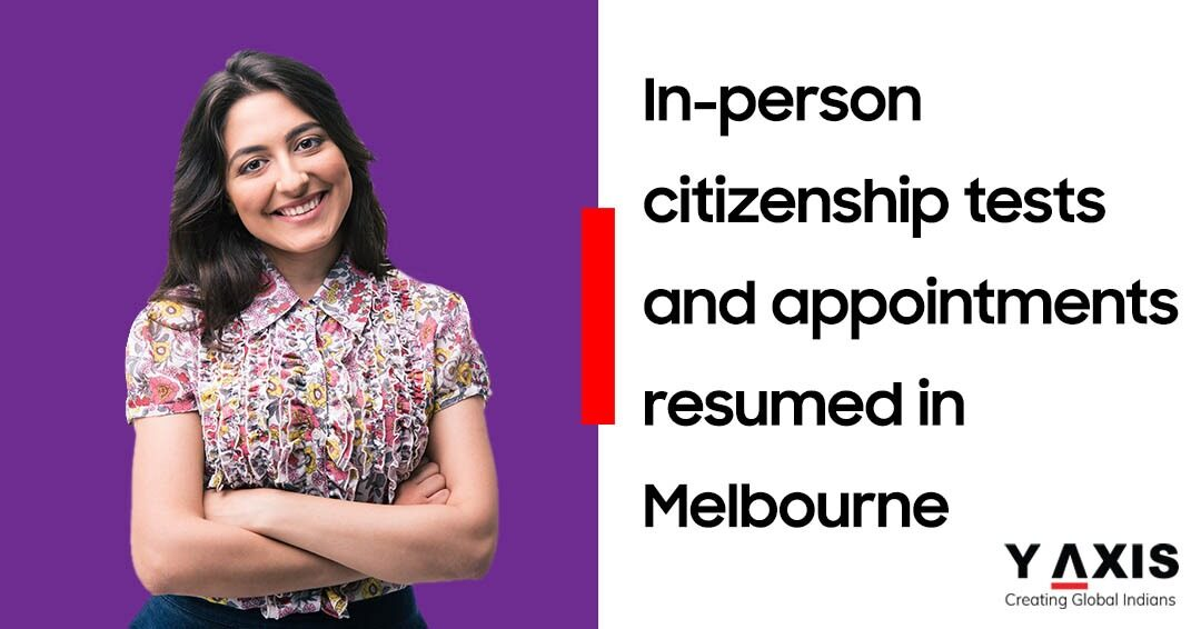 All Australian states resume in-person citizenship tests