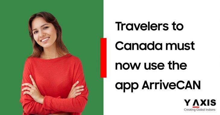 ArriveCAN app made compulsory