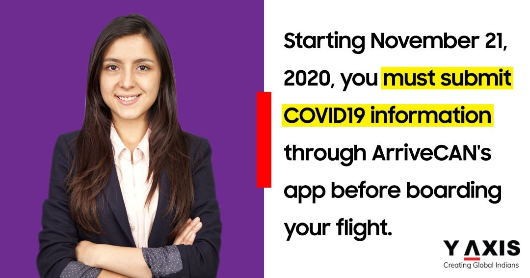 ArriveCAN app mandatory