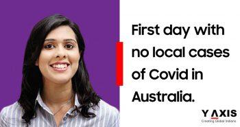 Australia Zero COVID-19 cases
