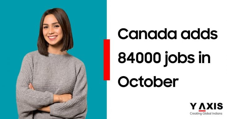 Canada employment rates in Oct 2020