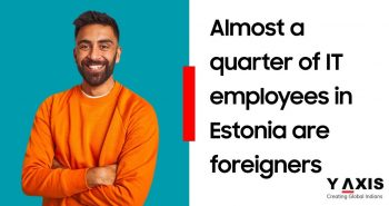 Estonia IT Employees foreigners