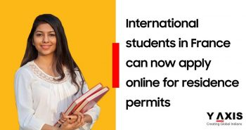 France makes student residence application online