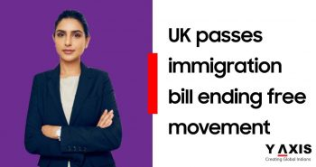 Free movement to end in UK