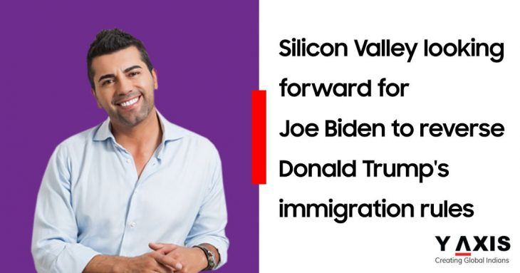 Silicon Valley's hopes on Joe Biden