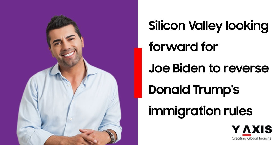 Silicon Valley's hopes on Joe Biden