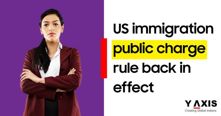 US reinstates Public Charge Rule